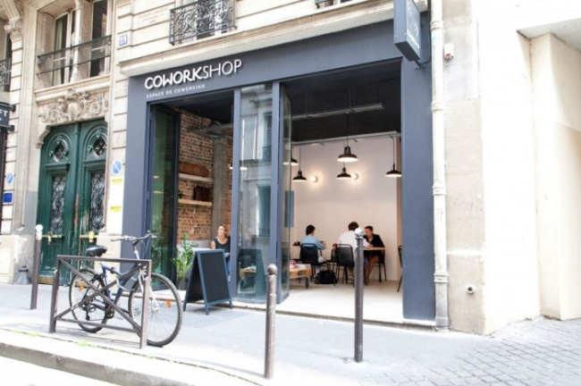 Coworkshop Paris Shared Office