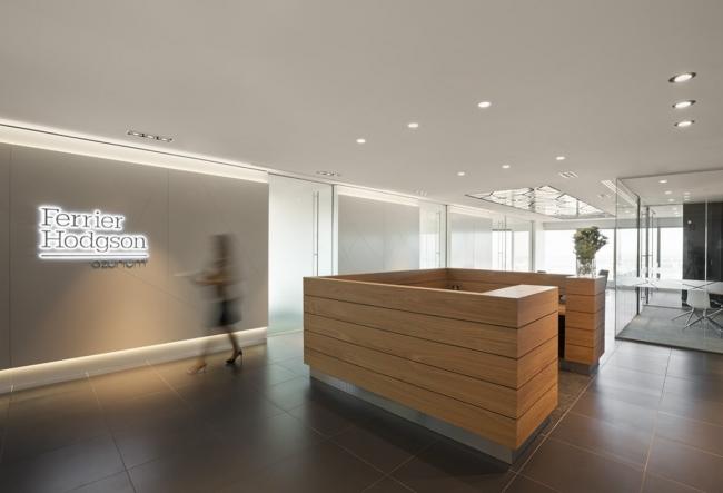 Ferrier Hodgson Melbourne Office