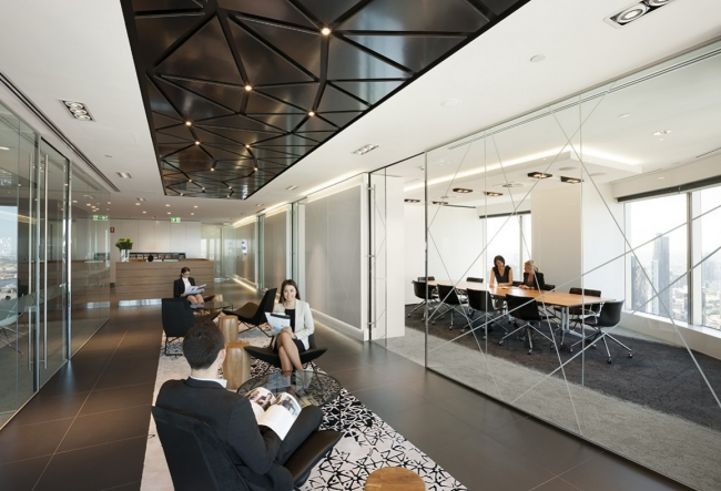 Office design gallery the best offices on the planet for Office interiors melbourne