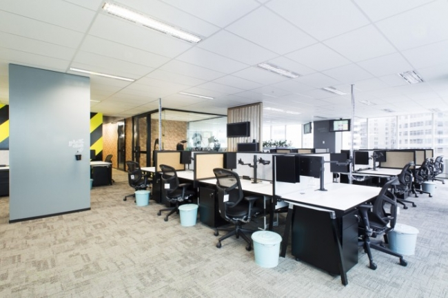 Hollard Group Insurance Call Center Office