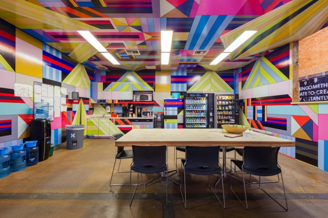 Hurley office for Office design gallery