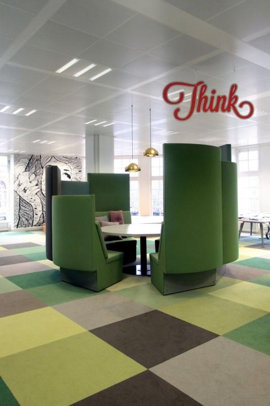 JWT Amsterdam Office by Koudenburg & Elsinga