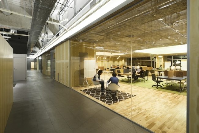 Kashiwa No Ha Innovation Lab Office Design Gallery The