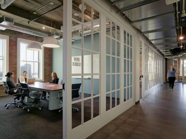 Lumosity HQ Office Design By Boor Bridges  & Geremia Design