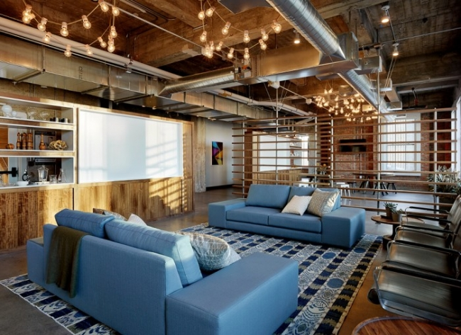 Lumosity HQ Office Design By Boor Bridges  & Geremia Design