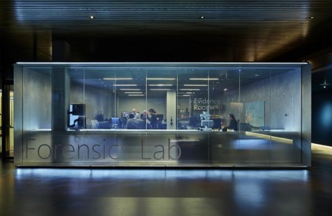 Microsoft Cybercrime Center Office Design by Olson Kundig