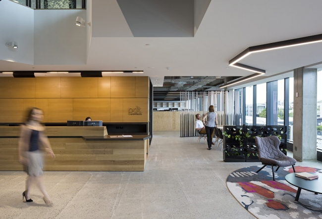 PDT Architects Brisbane Office