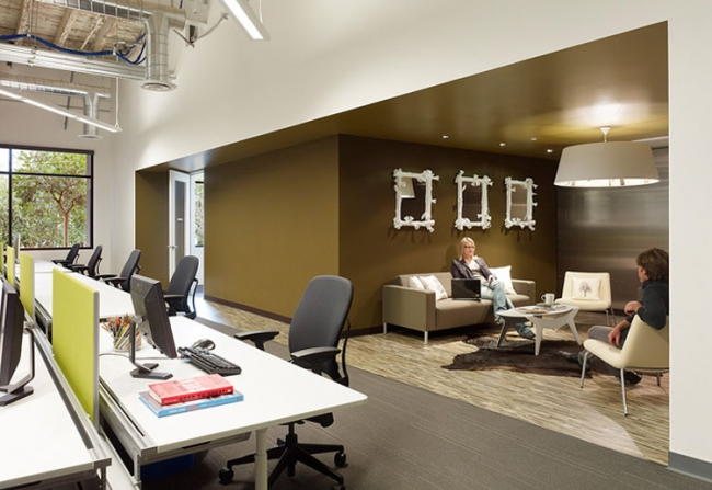 Skype Palo Alto Office Design by Blitz
