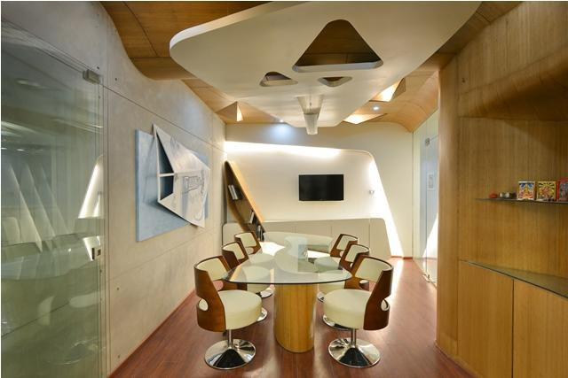 Architects Office Design by Spaces Architects