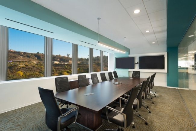 Volcano Corporation San Diego Office Office Design