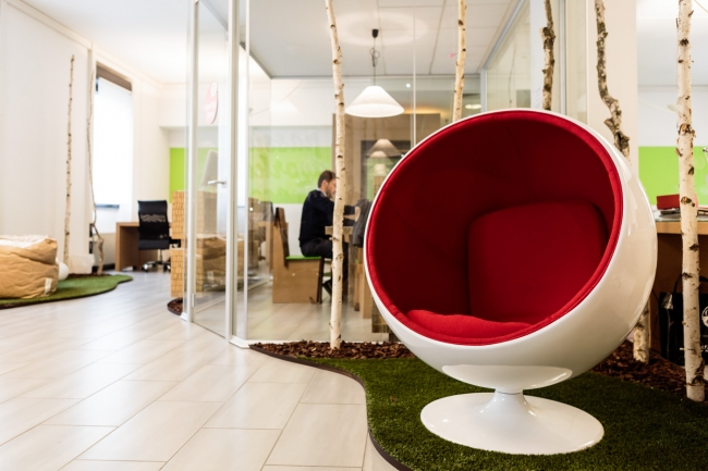 Talent Garden Co Working Space Italy