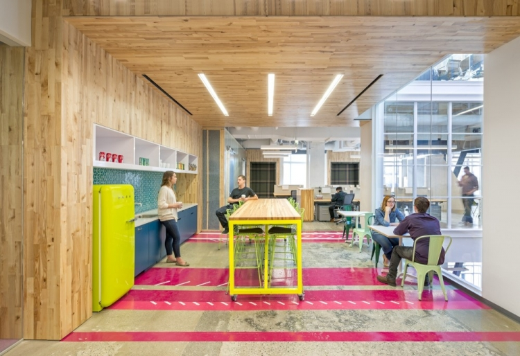 Capital One Lab Office Design by Studio O+A