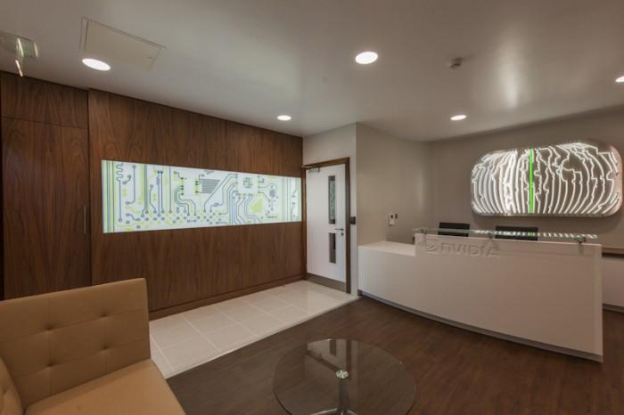 Nvidia Office Design