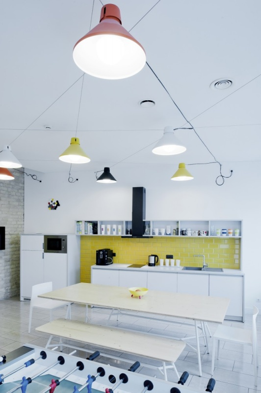 Wix Lithuania Office Design