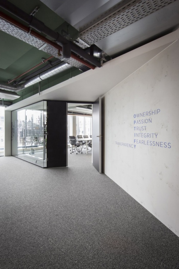 Optimizely amsterdam office office design gallery the for Design consultancy amsterdam