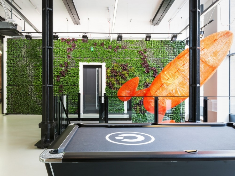Capco and Bold Rocket Offices