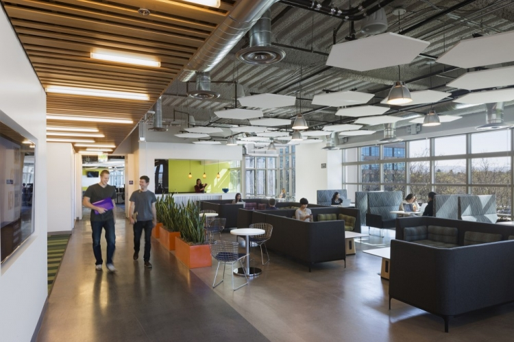 Godaddy Silicon Valley Office Office Design Gallery
