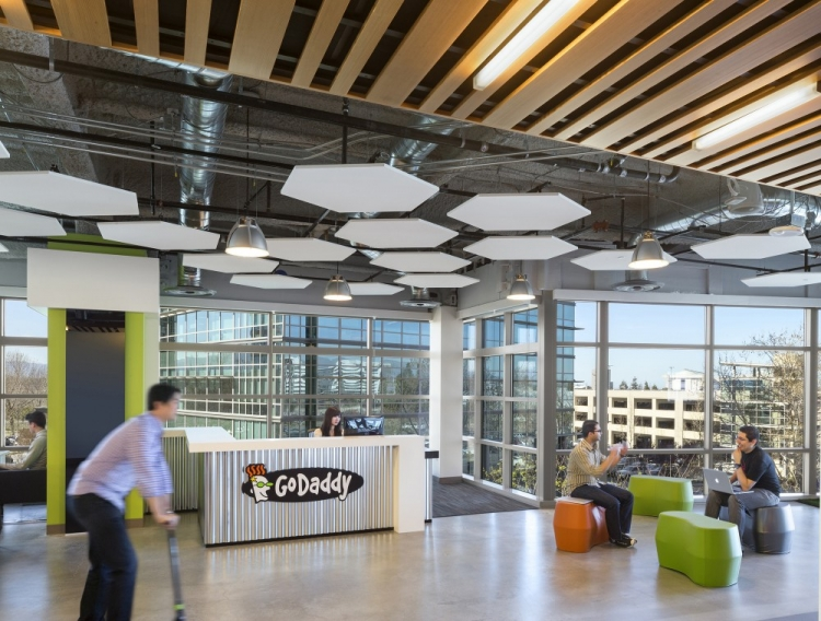 Godaddy Silicon Valley Office
