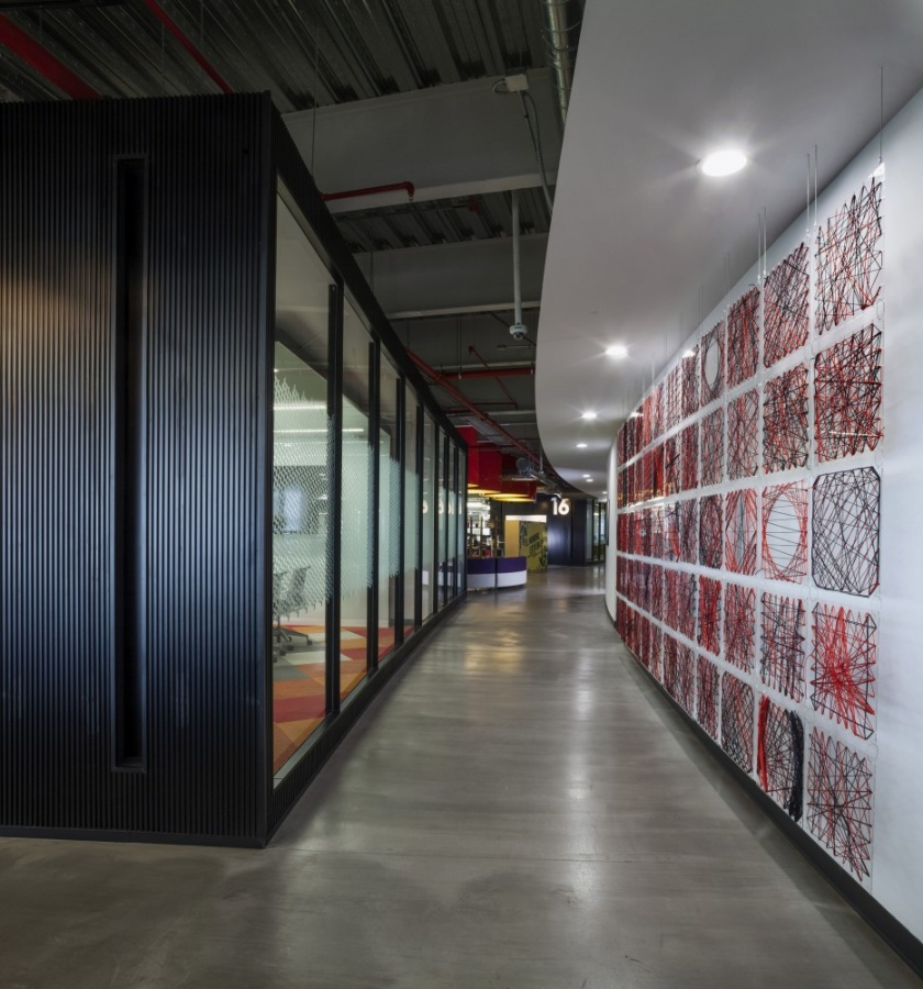 Grupo CP Space Office Design
