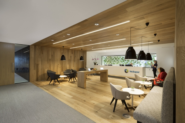 Office design gallery the best offices on the planet for Melbourne space design