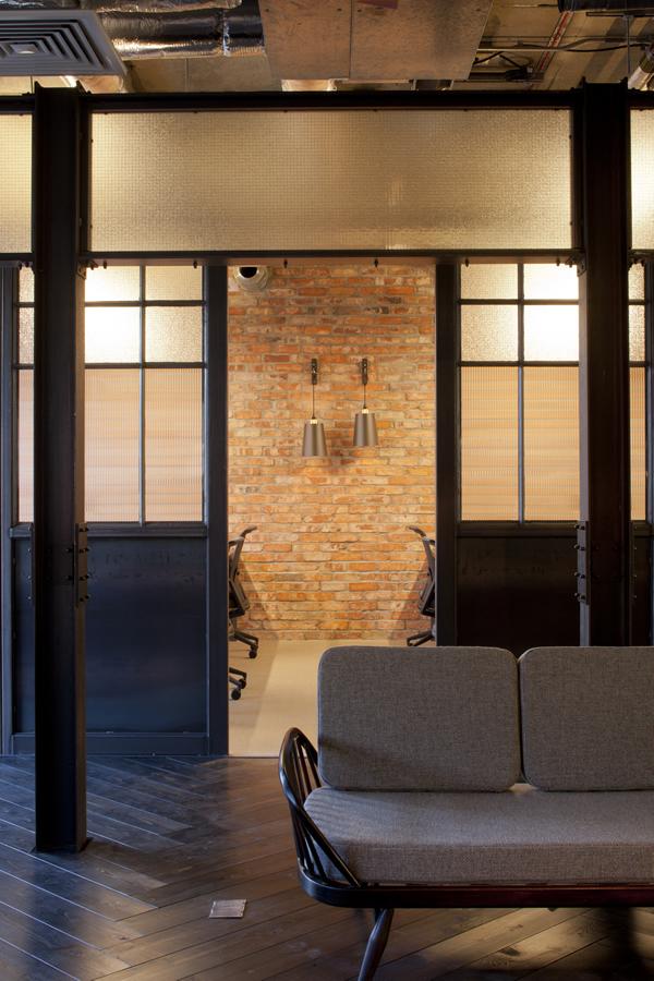 AKQA Clerkenwell Office Design