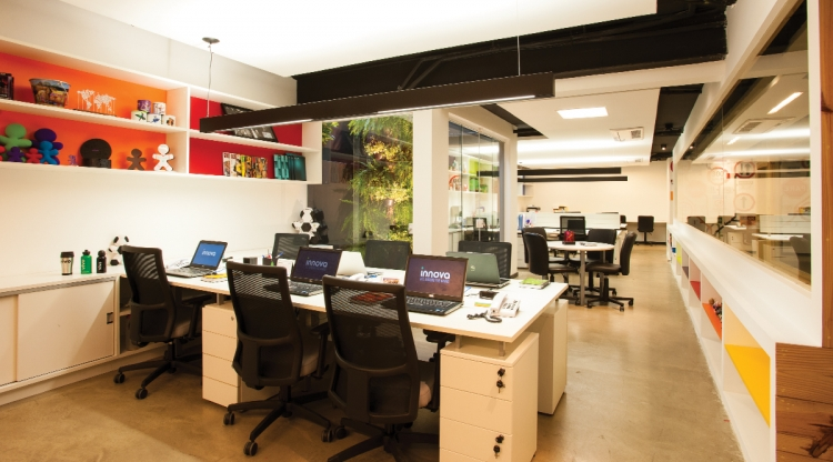 Innova Sao Paolo Office Design