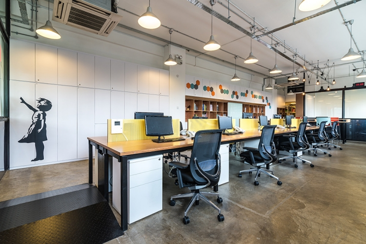 Sennex Office Design