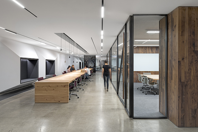 Uber office office design gallery the best offices on Top interior design firms san francisco