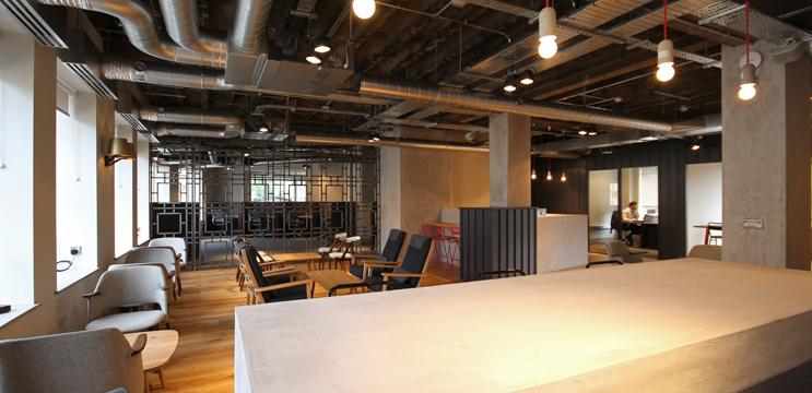 No.1 Aire Street Leeds Office Design