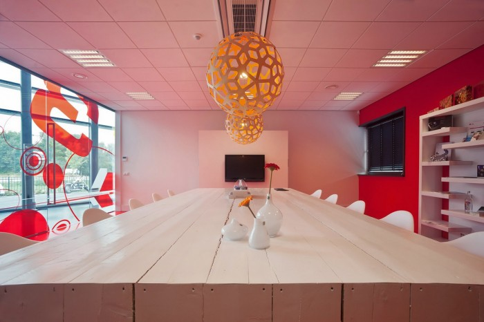 Alien Trick Hengelo Office Design