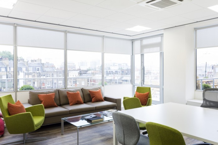 Entertainment One London Office Design