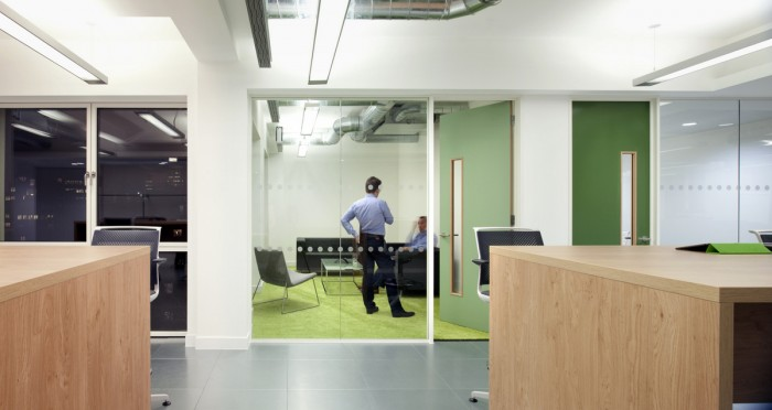 Lookout London Office Design