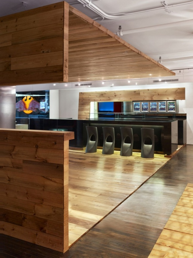 Red Bull Toronto Office Design