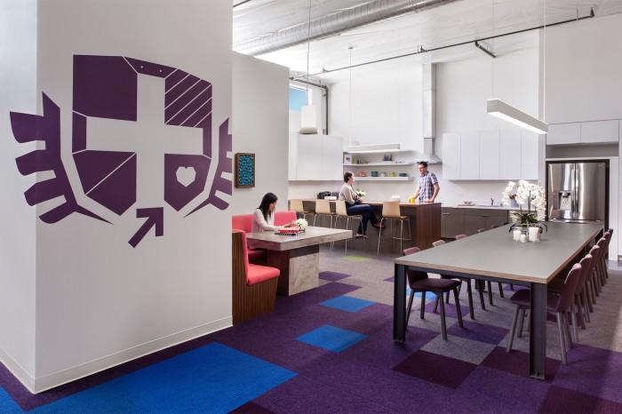 Capacity Burbank Office Design