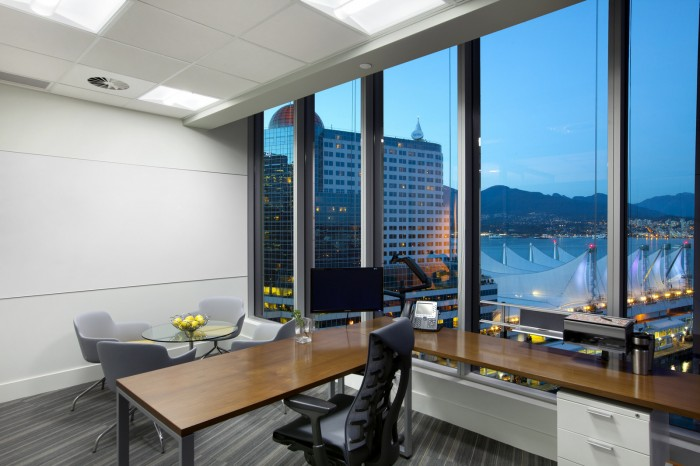 Canada country office design gallery the best for Office design vancouver