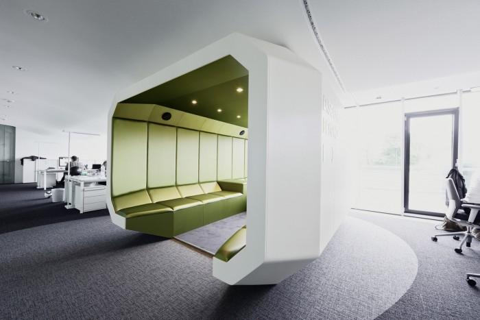 Innocean Worldwide Office Design