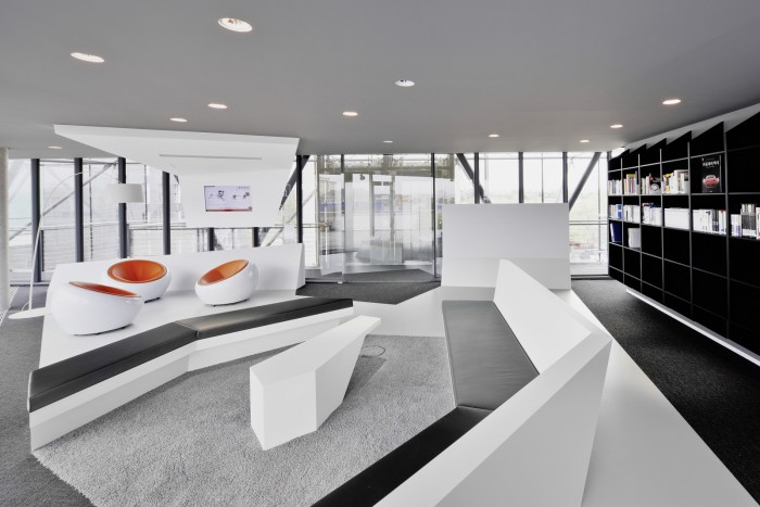 Innocean Worldwide Office Design
