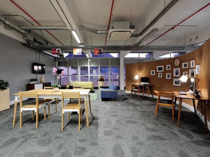 Merchants IInet Cape Town Office