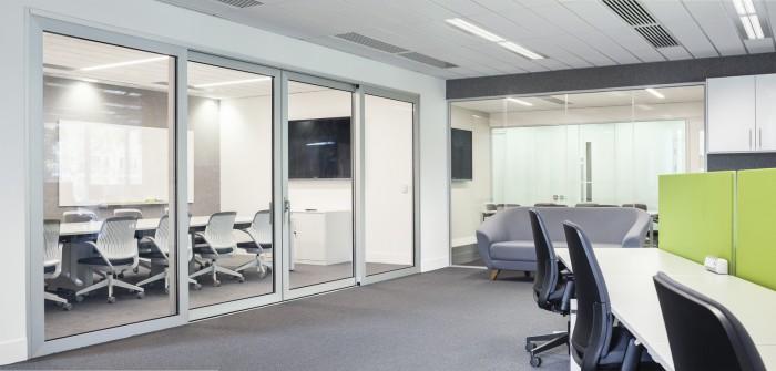 Zendesk Dublin Office Design