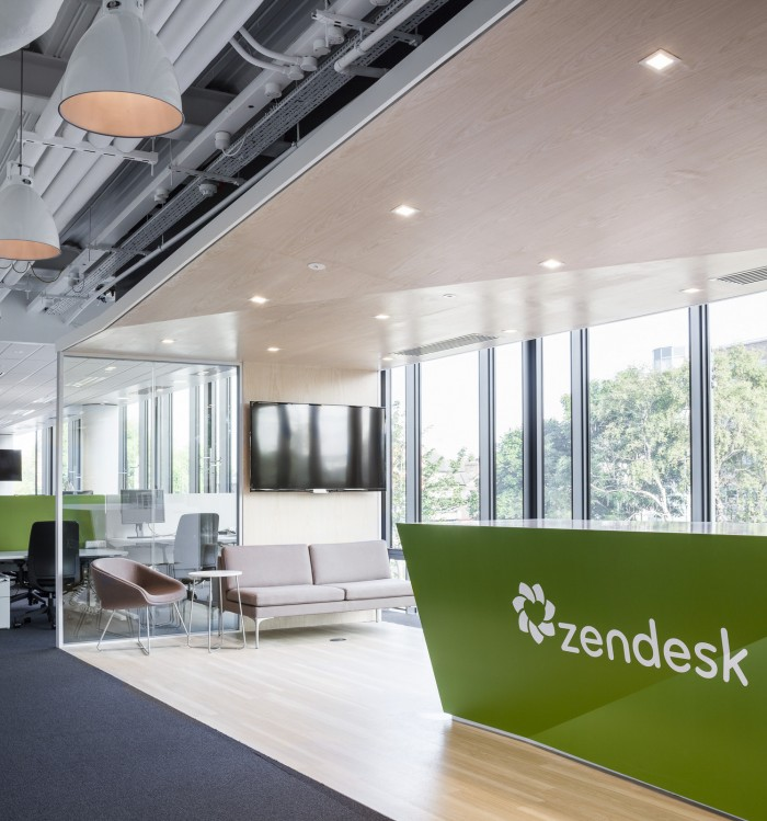 Zendesk dublin office office design gallery the best for Office design gallery