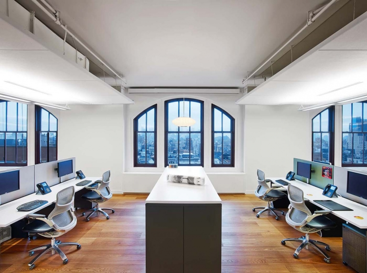 BrainPOP Office Design