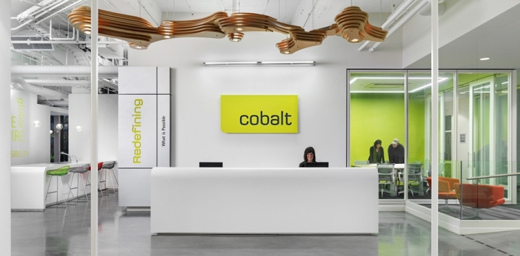 Cobalt Integral Group Office Design