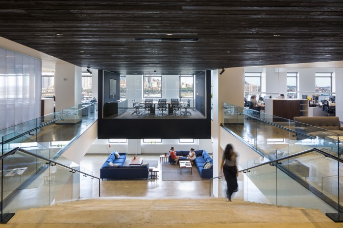 Droga5 New York Office Design