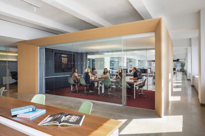 Droga5 New York Office Design