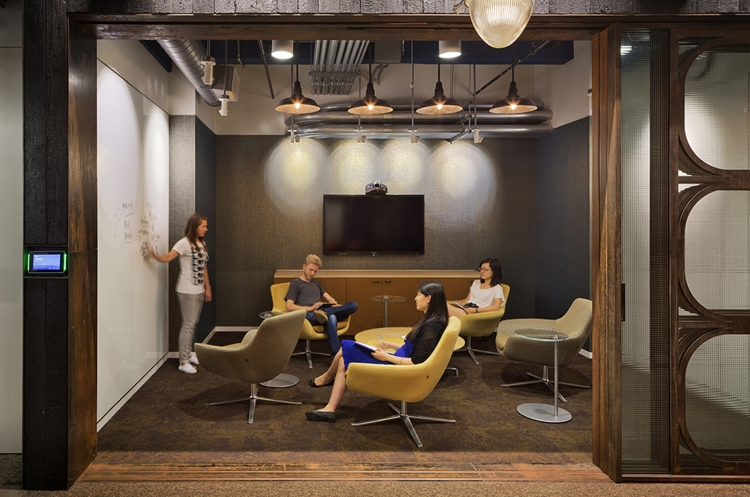 Jump Trading Office Office Design Gallery The Best