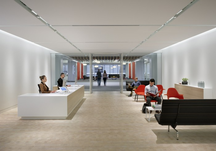 Square san francisco office office design gallery the for Office design group inc
