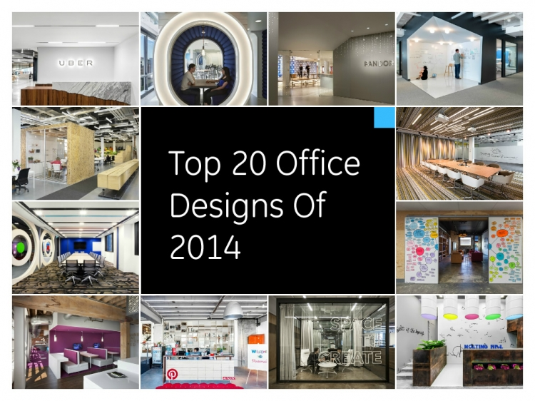 Top 20 Office Designs Of 2014
