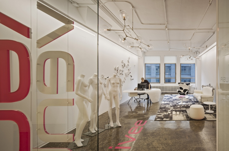 Vente-Privee Office Design