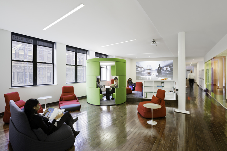 Dailymotion New York Office Office Design Gallery The