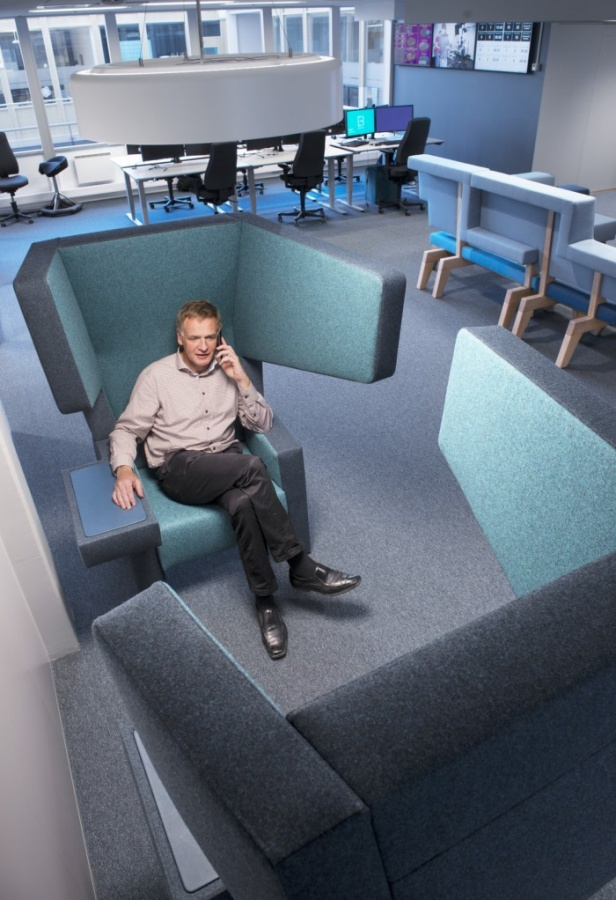 Eidsiva Broadband Lillehammer Office